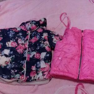 Girls Jacket & Vest